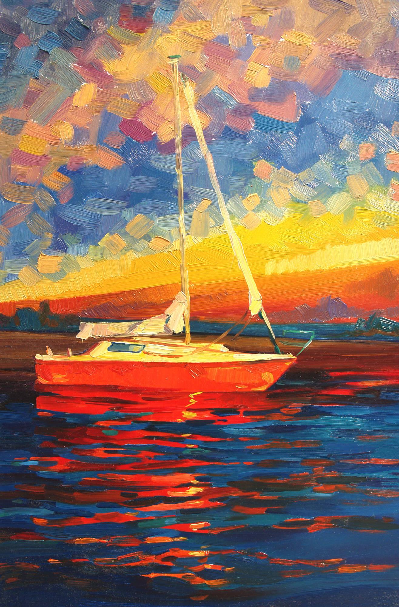 Море и яхты