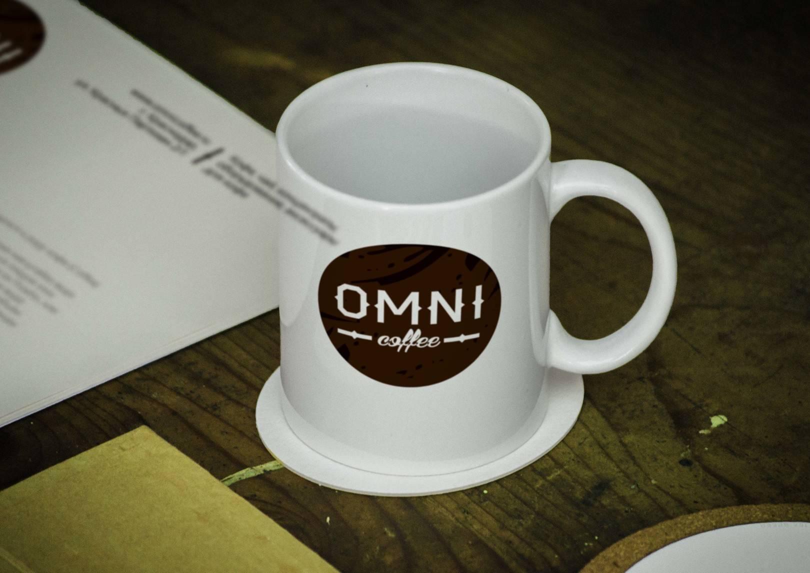 Фирменный стиль Omni coffee