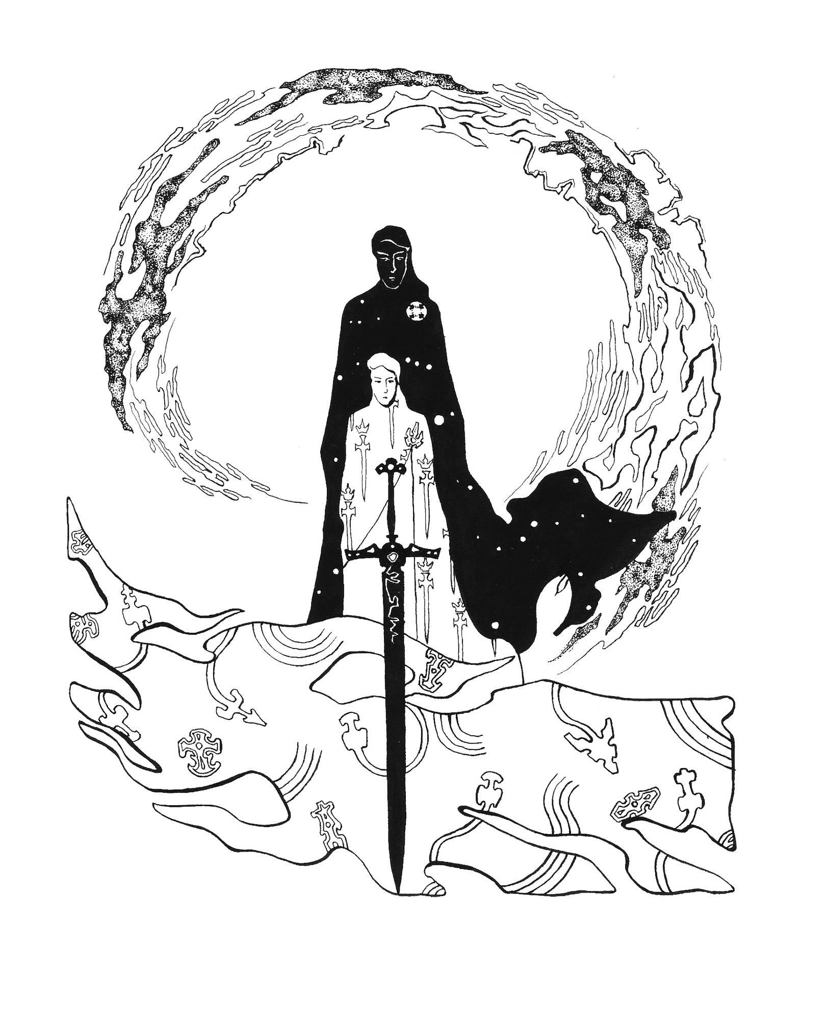 Маг и Король