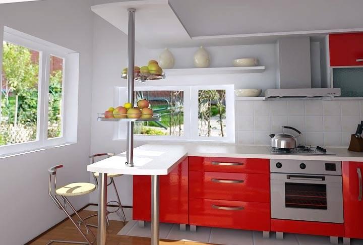 """Дизайн мебели """"Кухни"""""""
