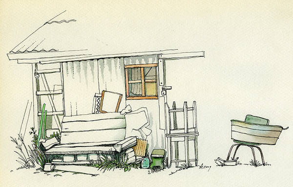 Country sketches