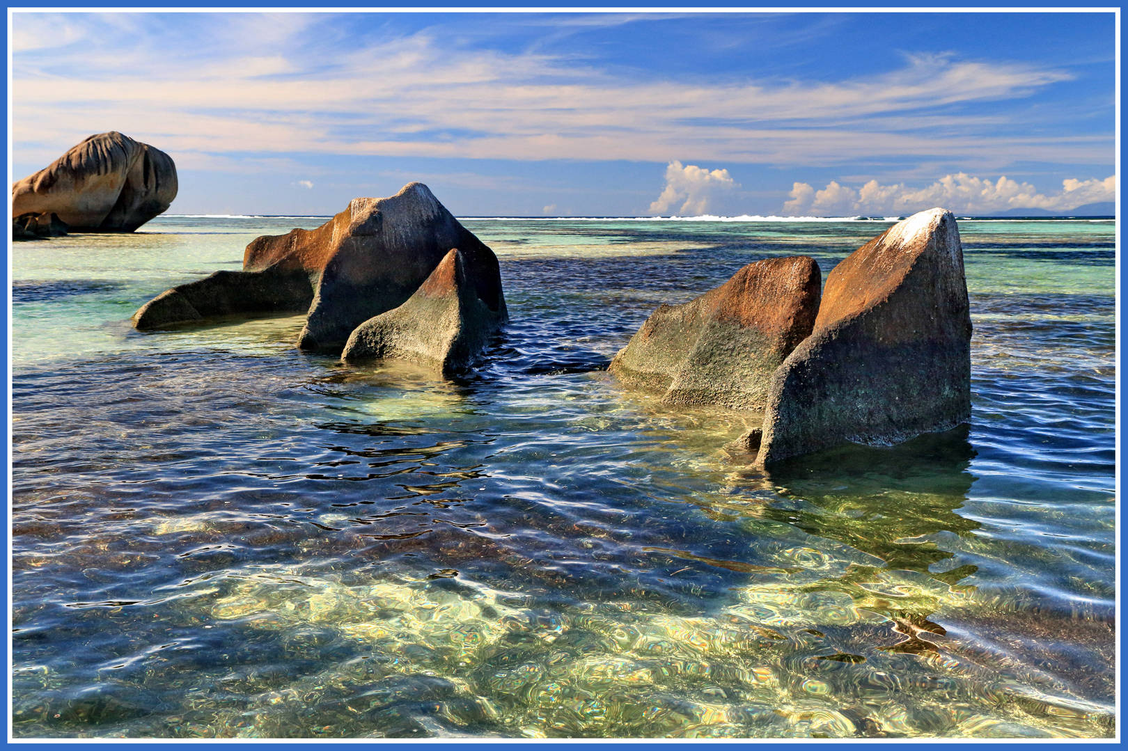 Сейшельские острова (The Seychelles)