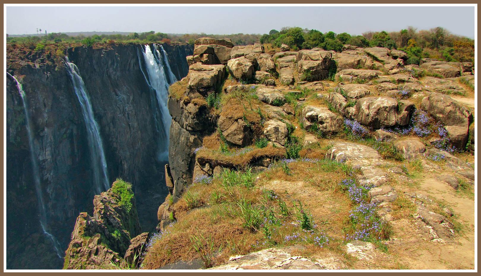 Замбия и Зимбабве (Zambia and Zimbabwe)