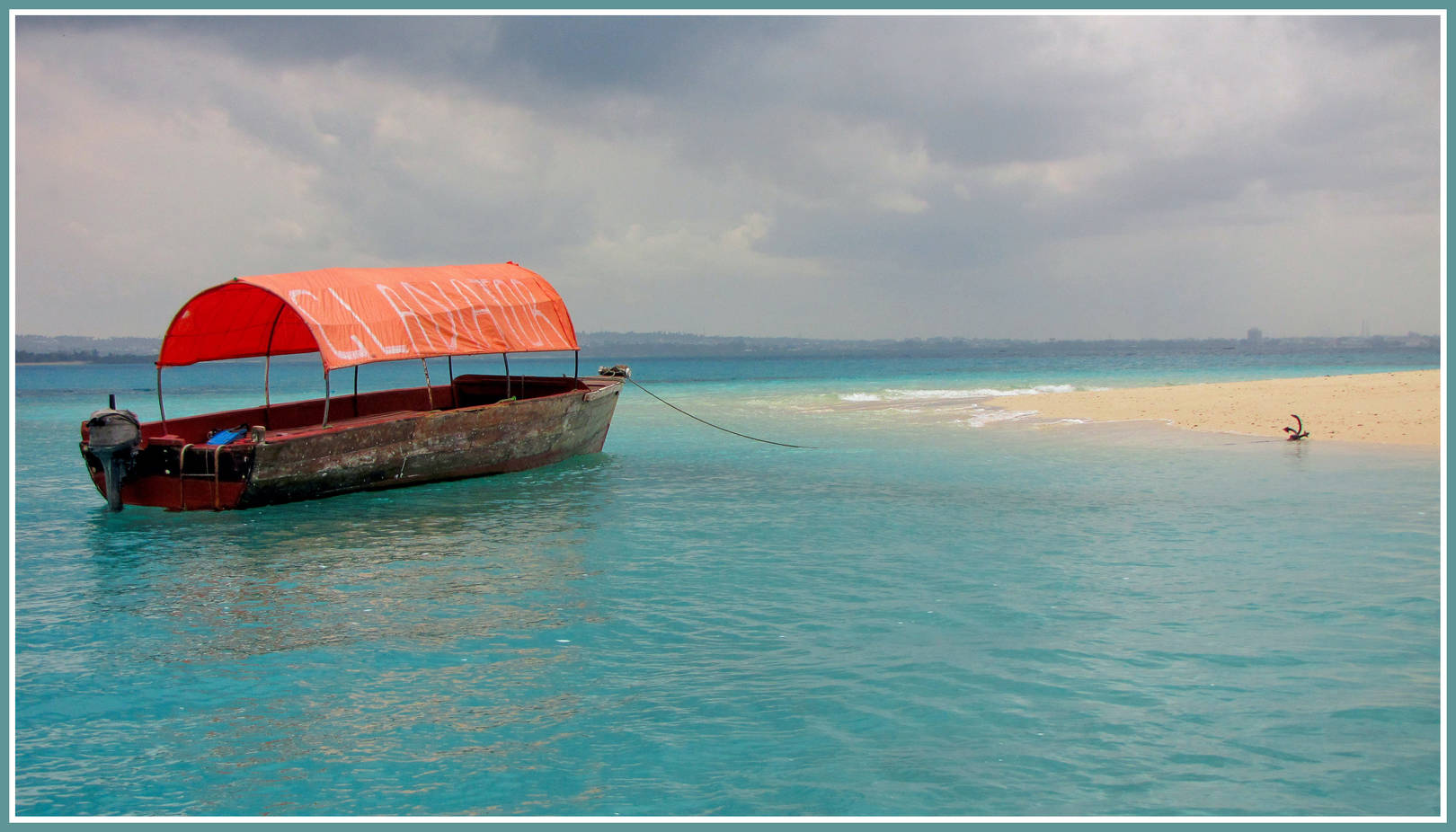 Остров Занзибар (Zanzibar Island)