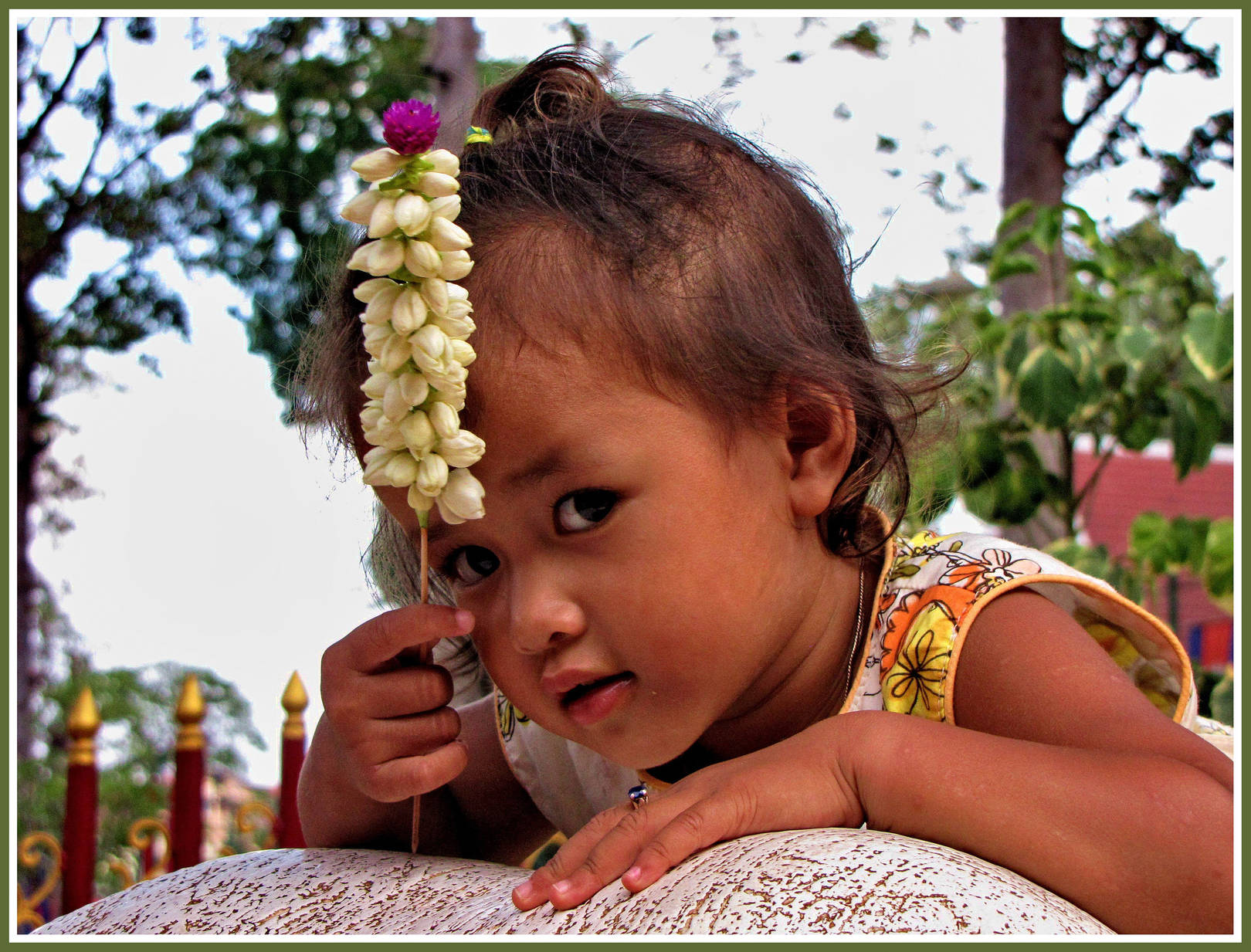Дети Юго-Восточной Азии (Children of South-East Asia)