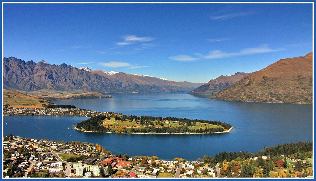 Новая Зеландия (New Zealand)
