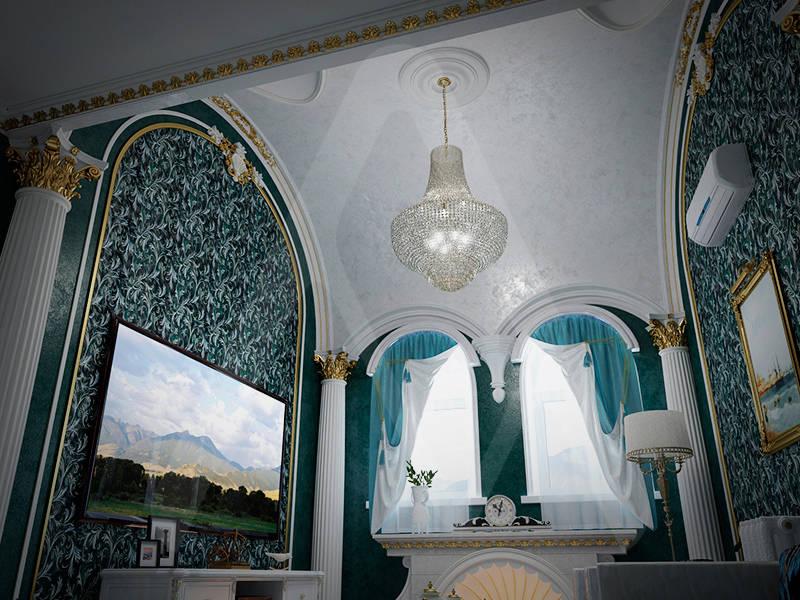 Апартаменты, проспект Античный.