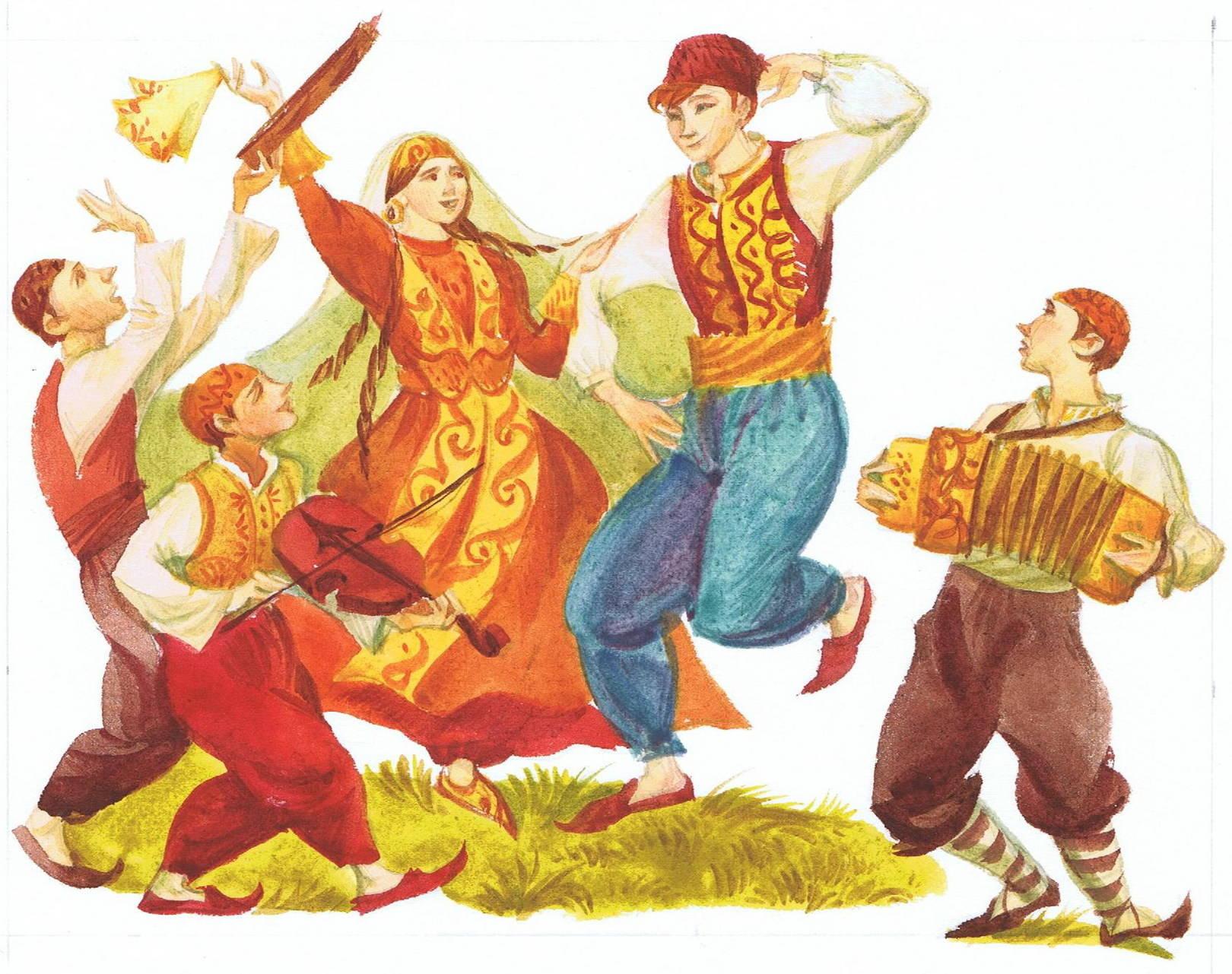 крымско-татарские  сказки
