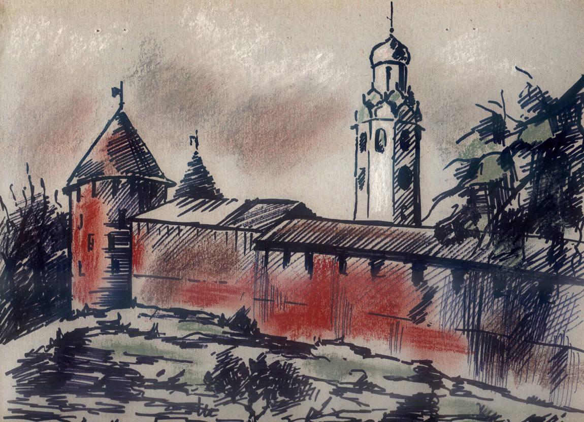 Новгородские мотивы