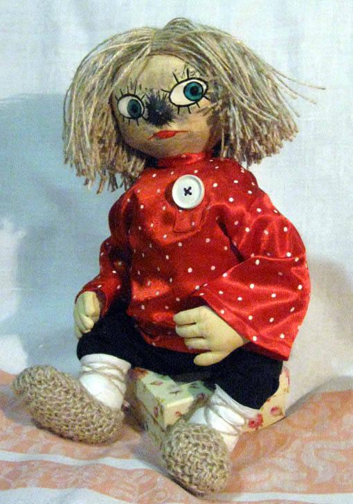 Интерьерные куклы