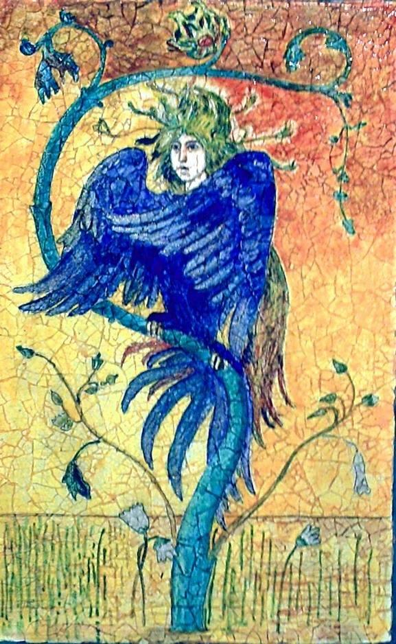 Птица- Гамаюн