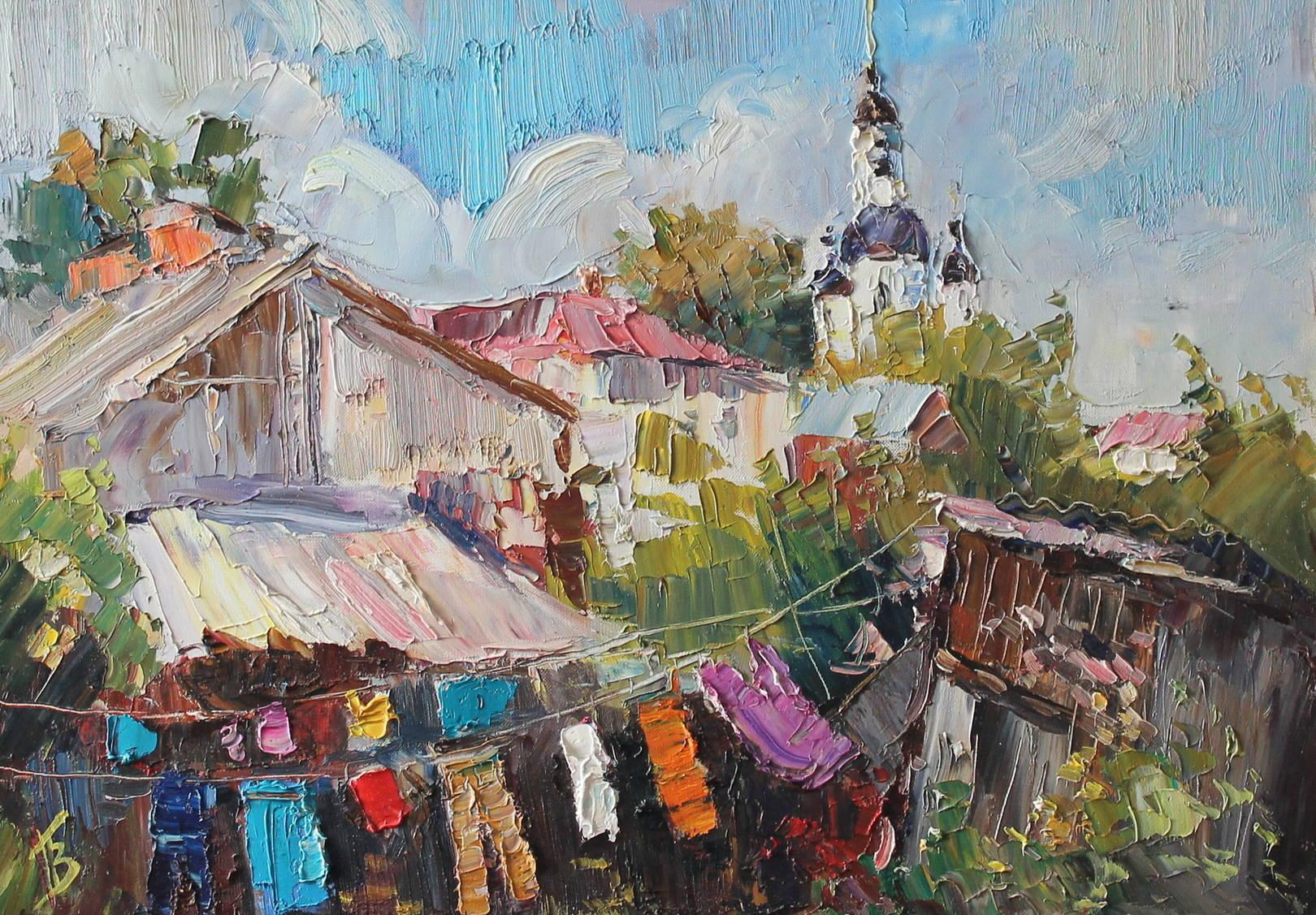 пейзажи провинциальной России