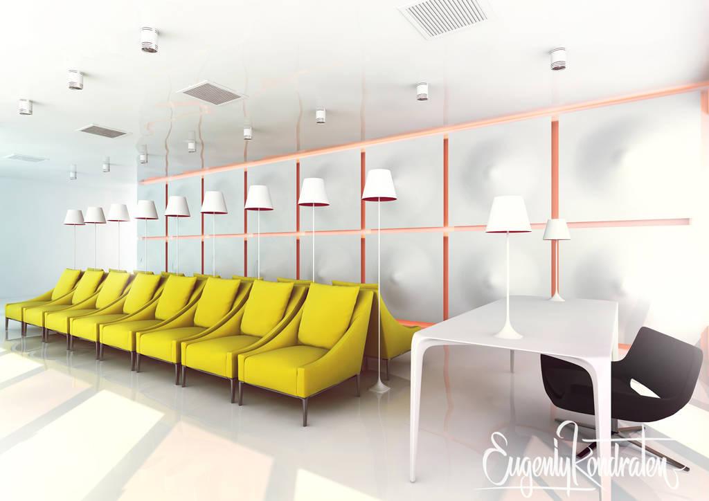 Офис в Алмате