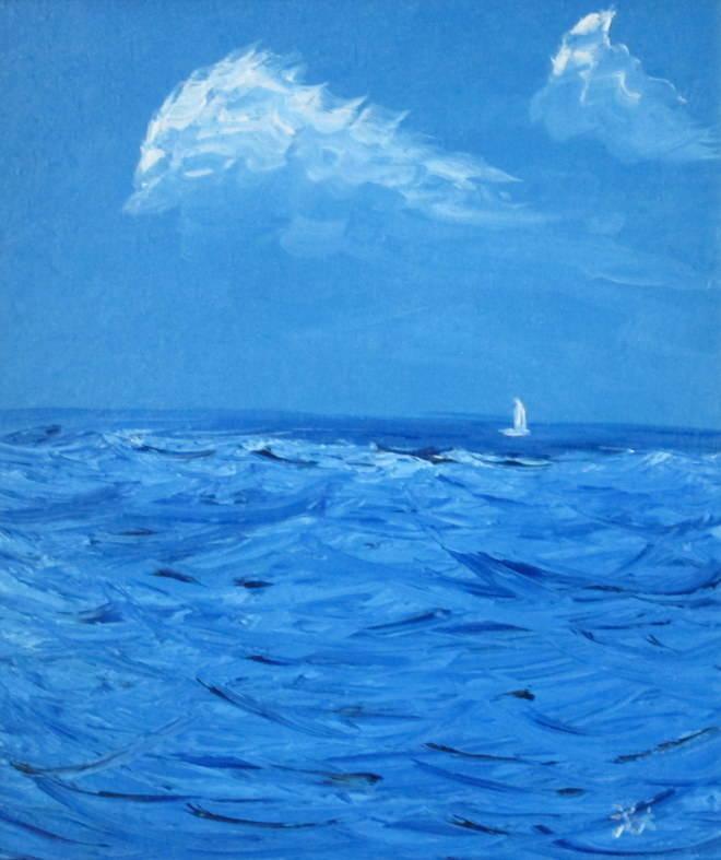 """Night Sea"""