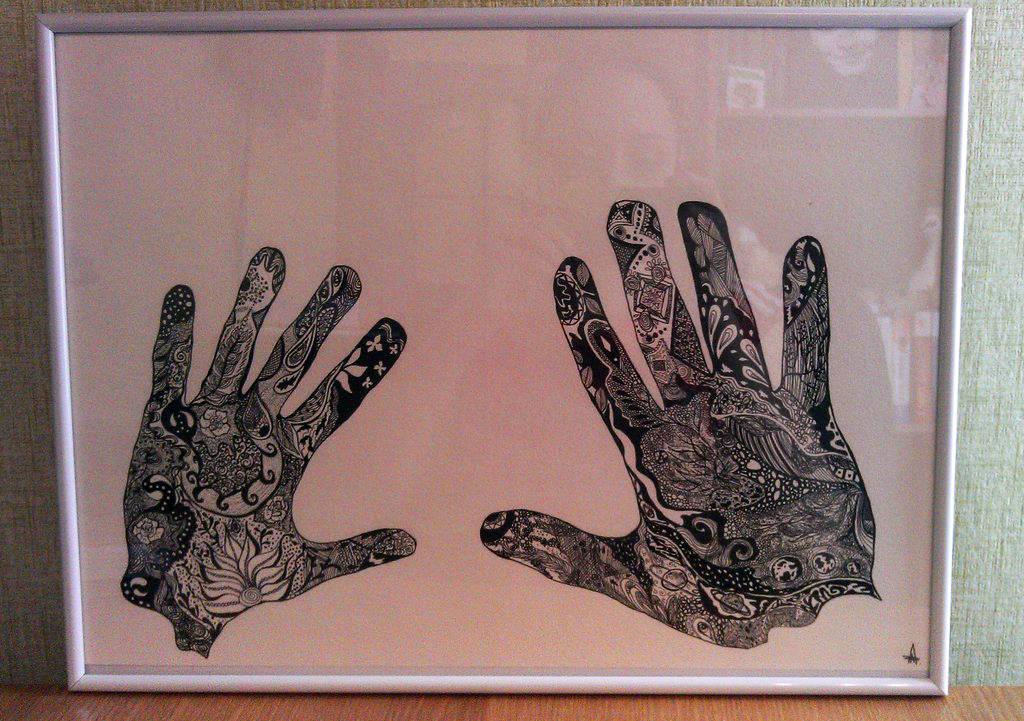 Doodle|Hands