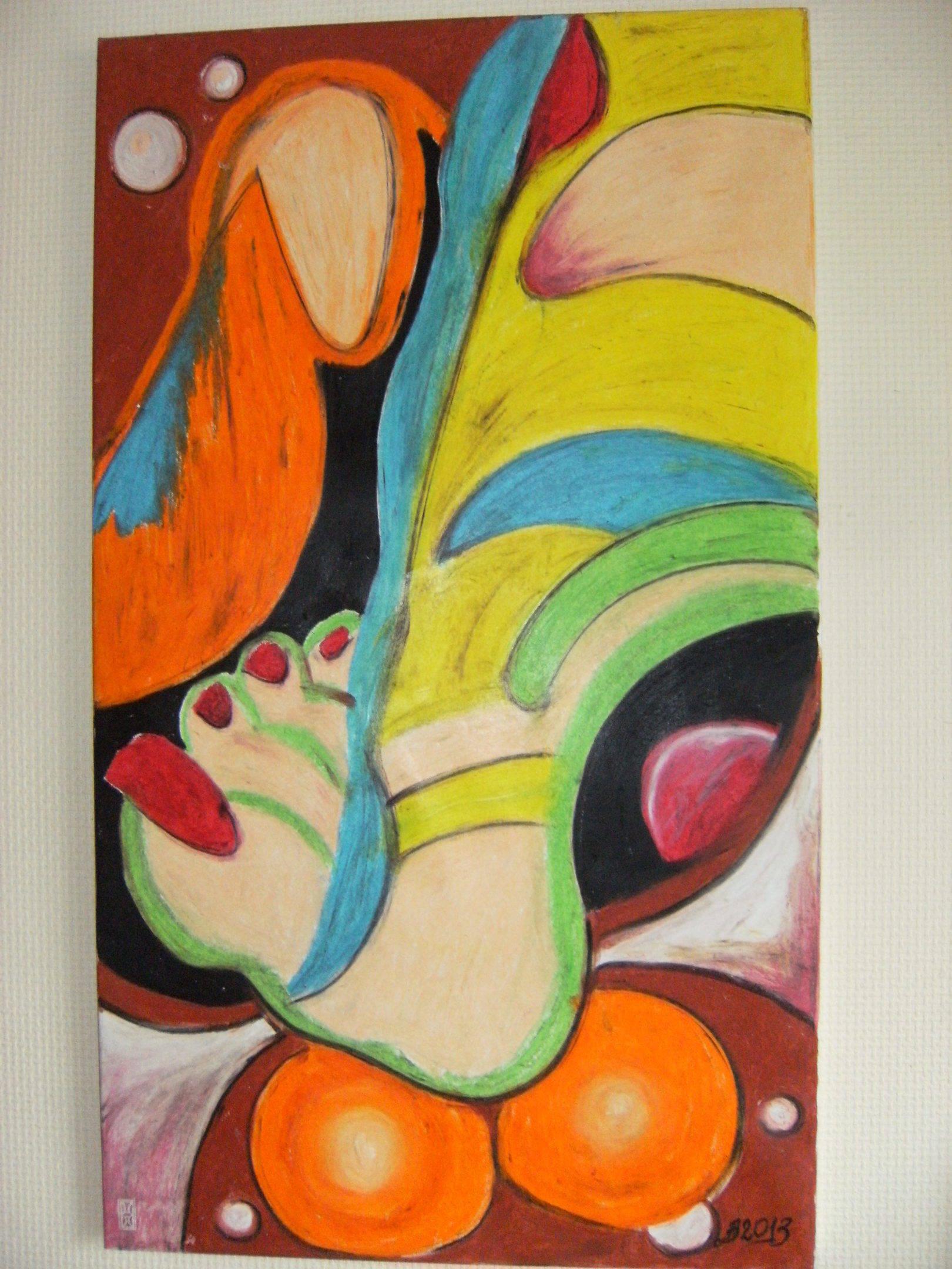 "ROVOAM GALLERY ""Цветной образ"""