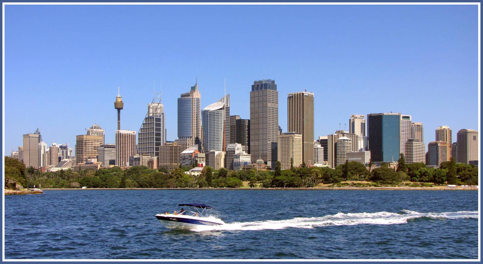 Городские виды (City view)