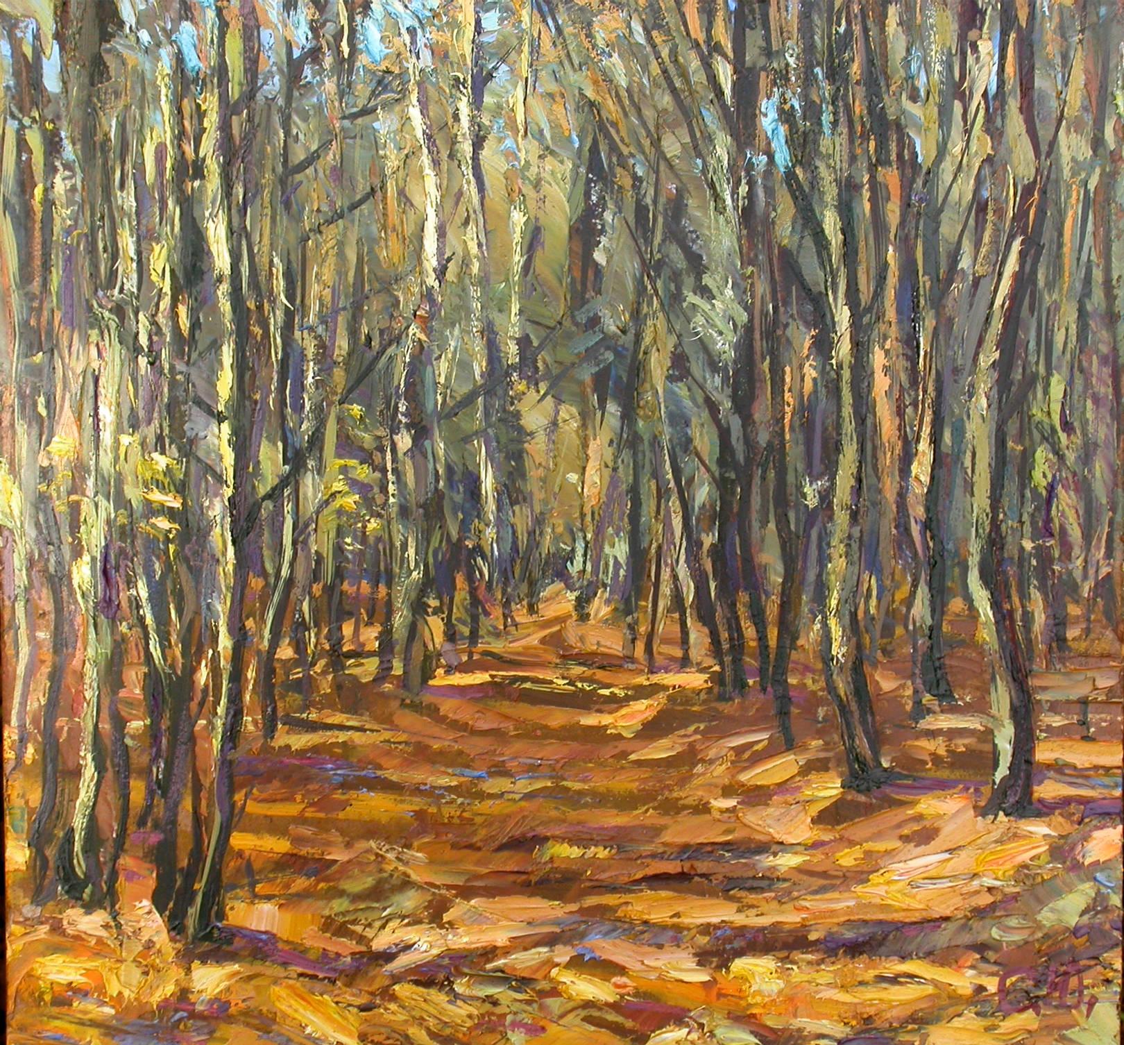 Октябрьский лес