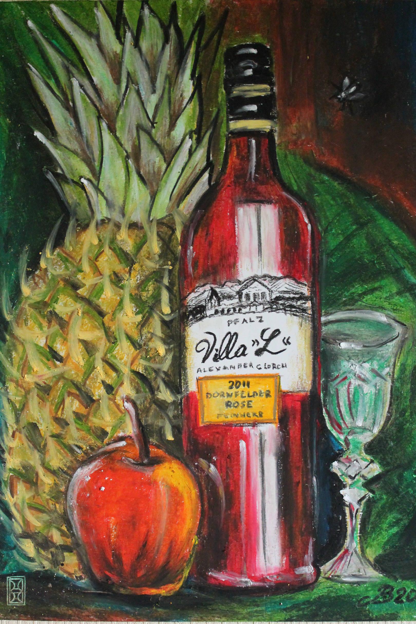 ROVOAM GALLERY Натюрморт с ананасом