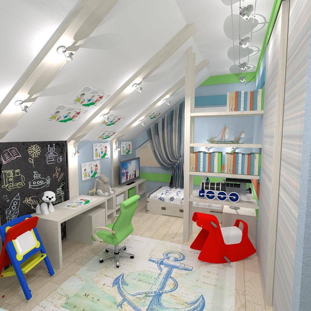 проект интерьера загородного дома, г. Екатеринбург
