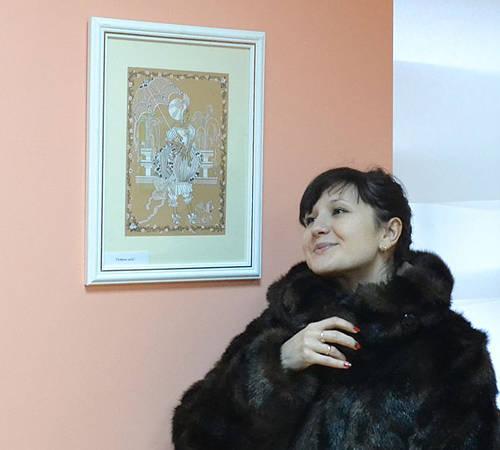 """Работы были представлены на моей персональная выставка """"Калейдоскоп"""" 2013-2014гг."""