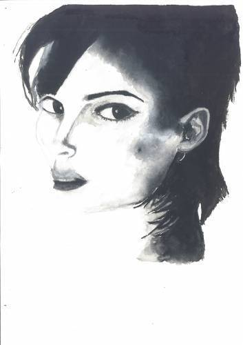 Портрет. Графика
