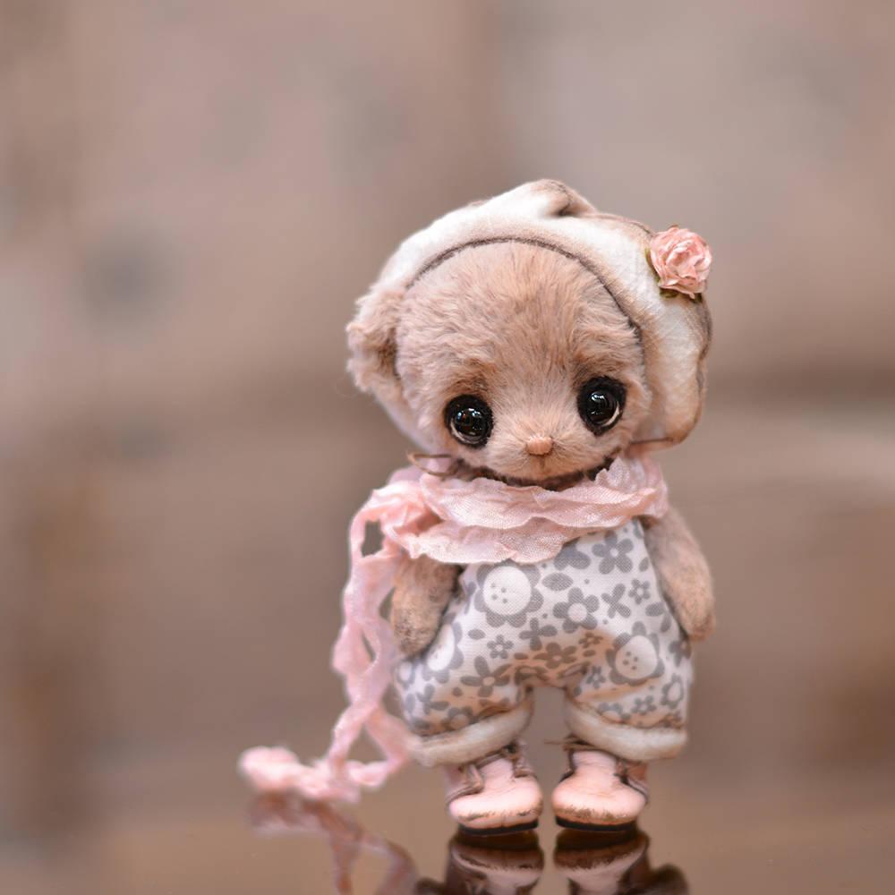 Teddy Bear by Katya Bespalova