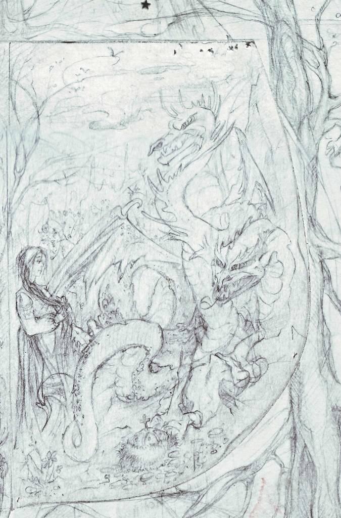 Обитатели древних лесов, ключница.