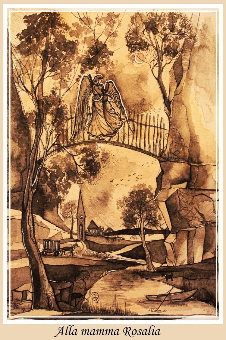 Иллюстрация к книге рассказов Т.Королёвой