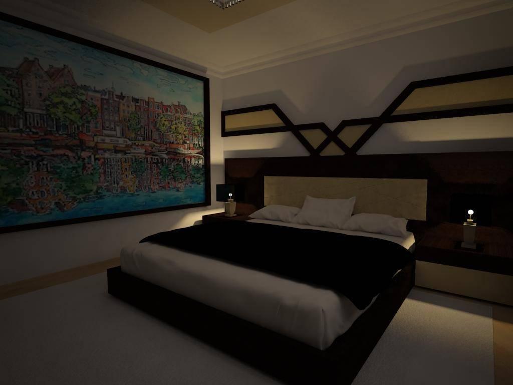 Спальняя глубока