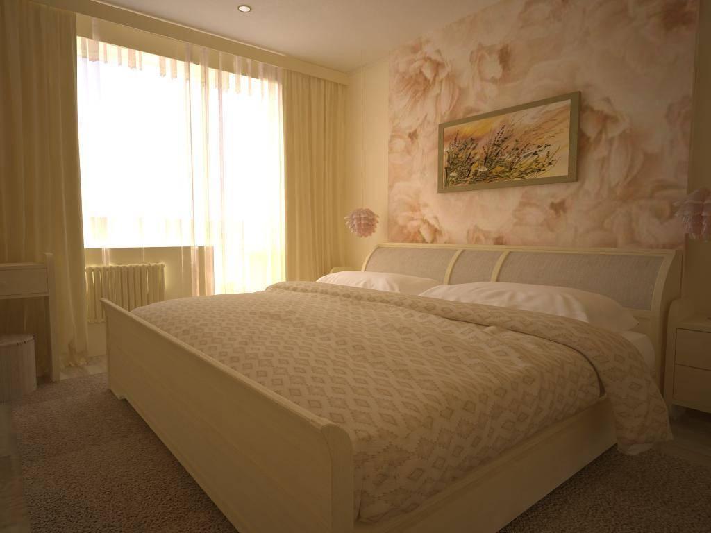 Спальня тихая