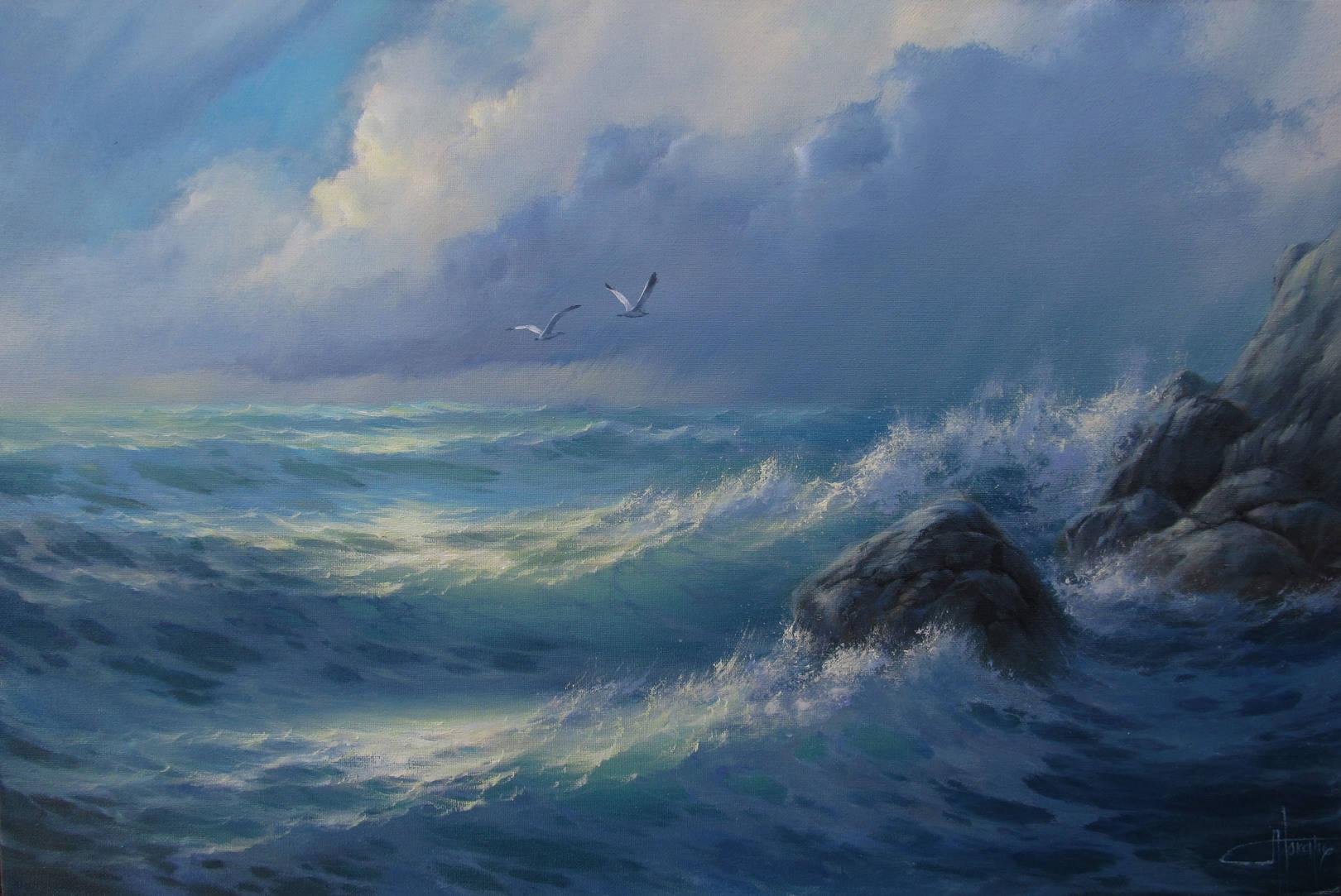Танцующие волны