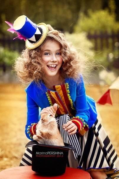 Photographer - Marina Pershina  MUAH - Looiza Potapova  Kids Fashion Designer - Anastasiya Kurbatova