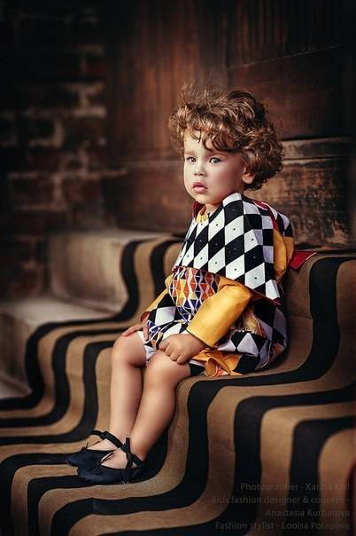 Photographer - Karina Kiel  Kids Fashion Designer stylist - Anastasia Kurbatova  MUAH - Looiza Potapova