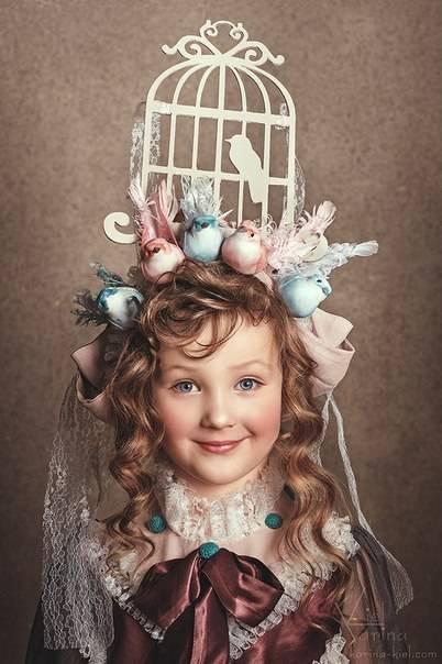 Photographer - Karina Kiel  Kids Fashion Designer stylist - Anastasia Kurbatova  MUAH - Anastasia Loginova