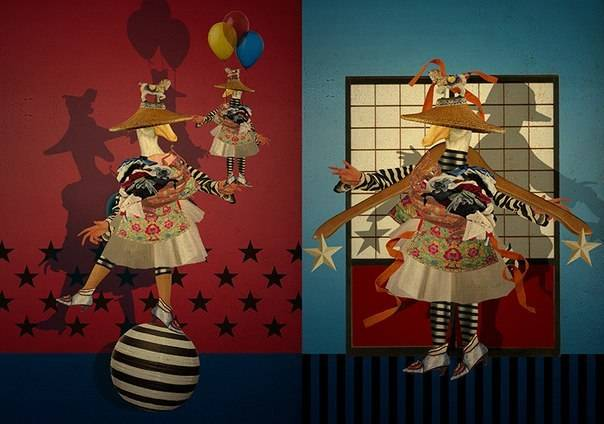 Illustrations by Anastasia Kurbatovaм