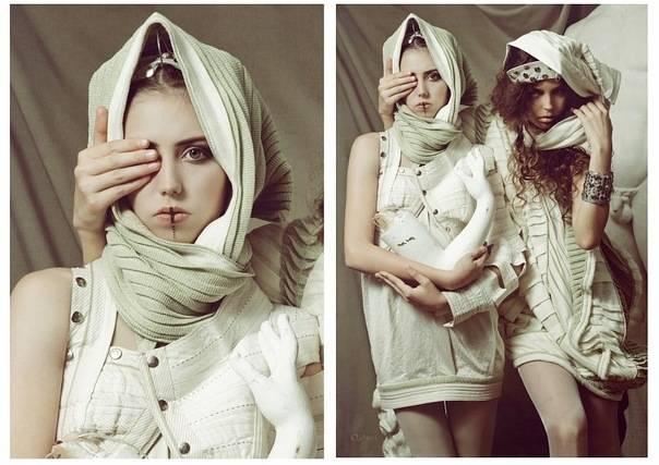 Costume designer - Anastasia Kurbatova