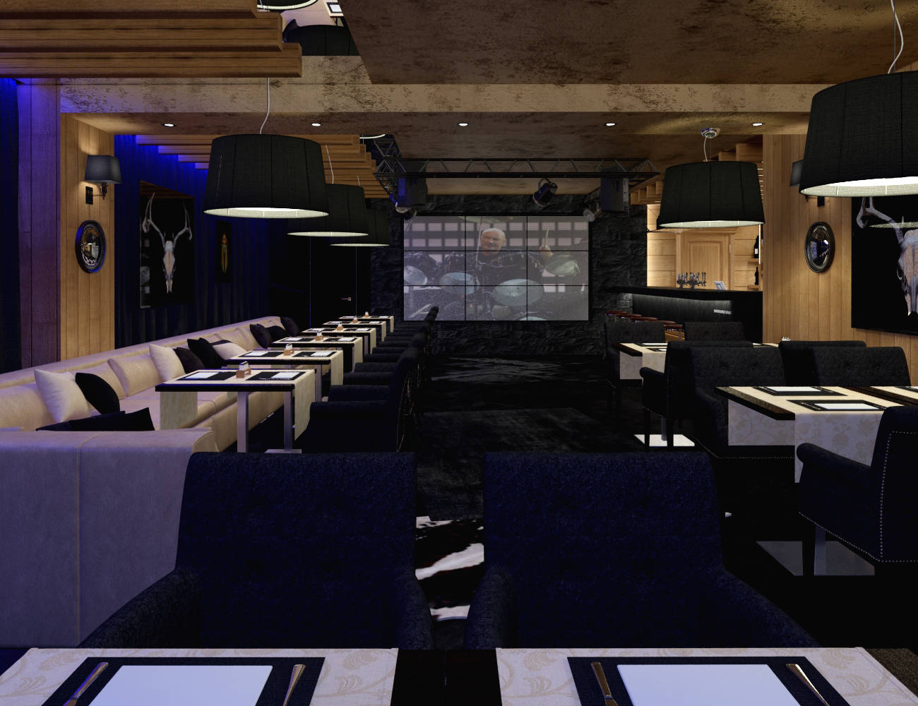 Ресторан - клуб
