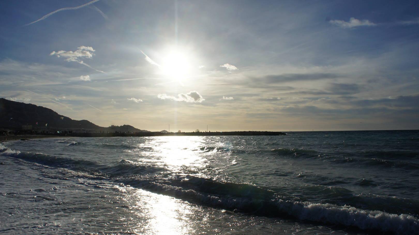 Утро на лазурном берегу