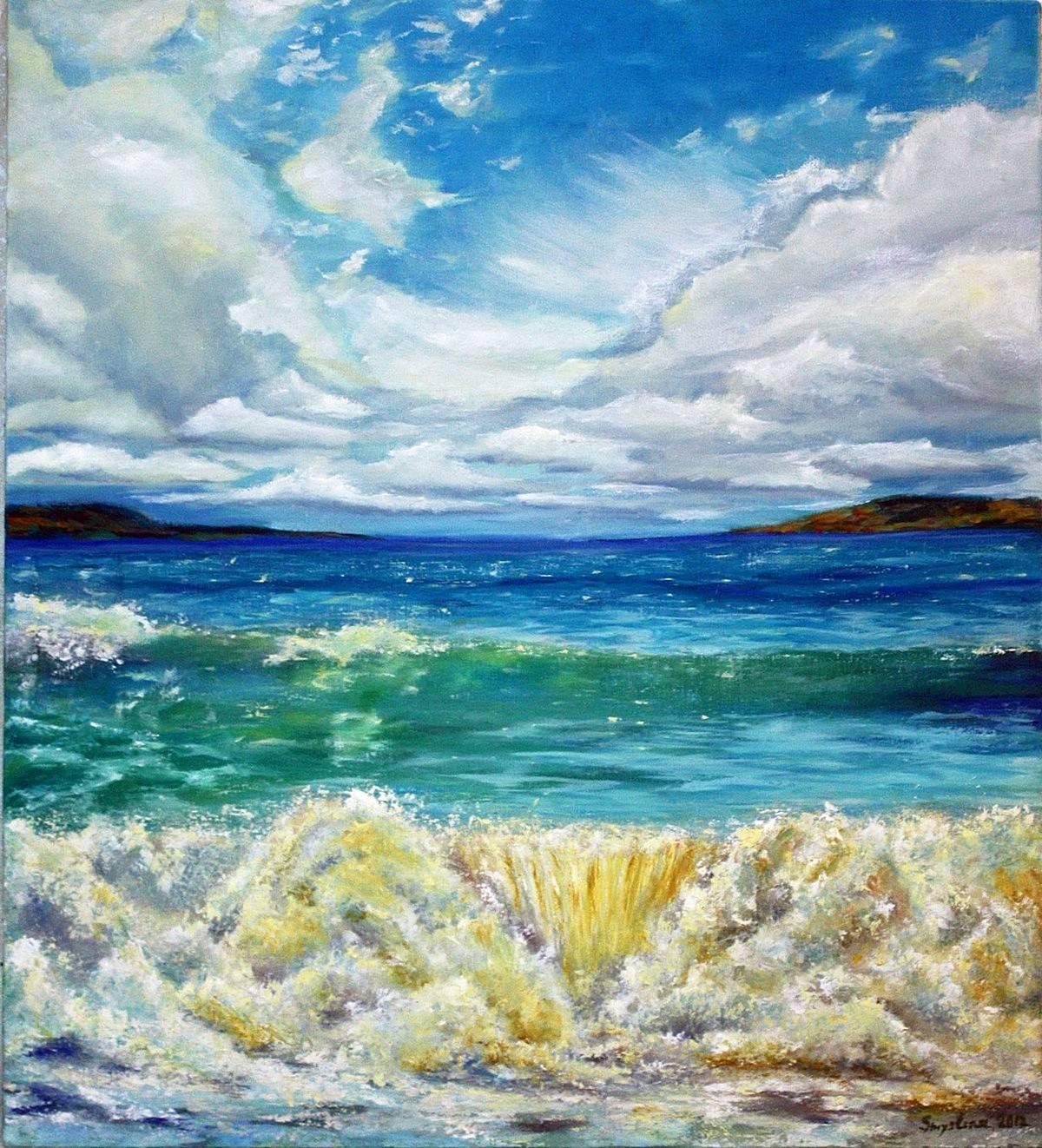 Море в облаках