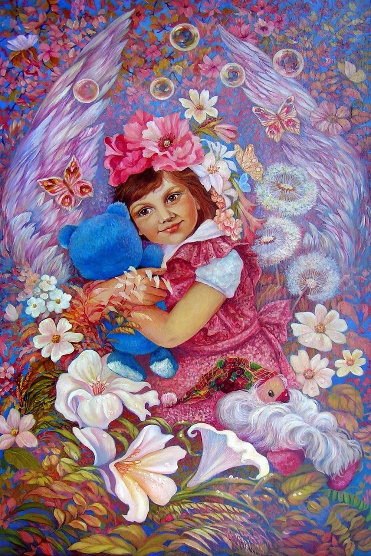 Ангел безоблачного детства