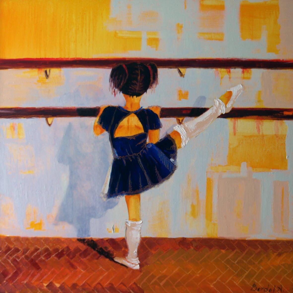 Мечта стать балериной