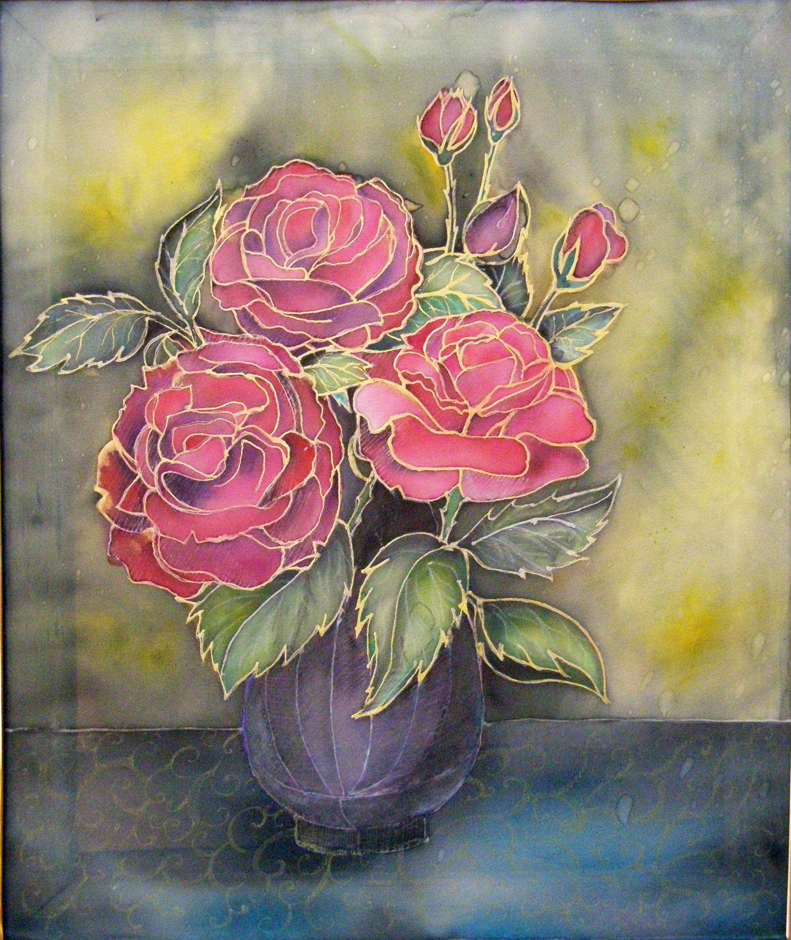 """""""Розы"""", 50х60см"""