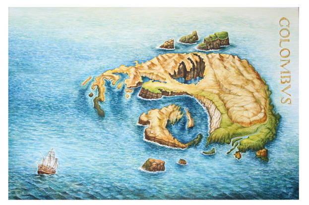 Islands of Columbus.