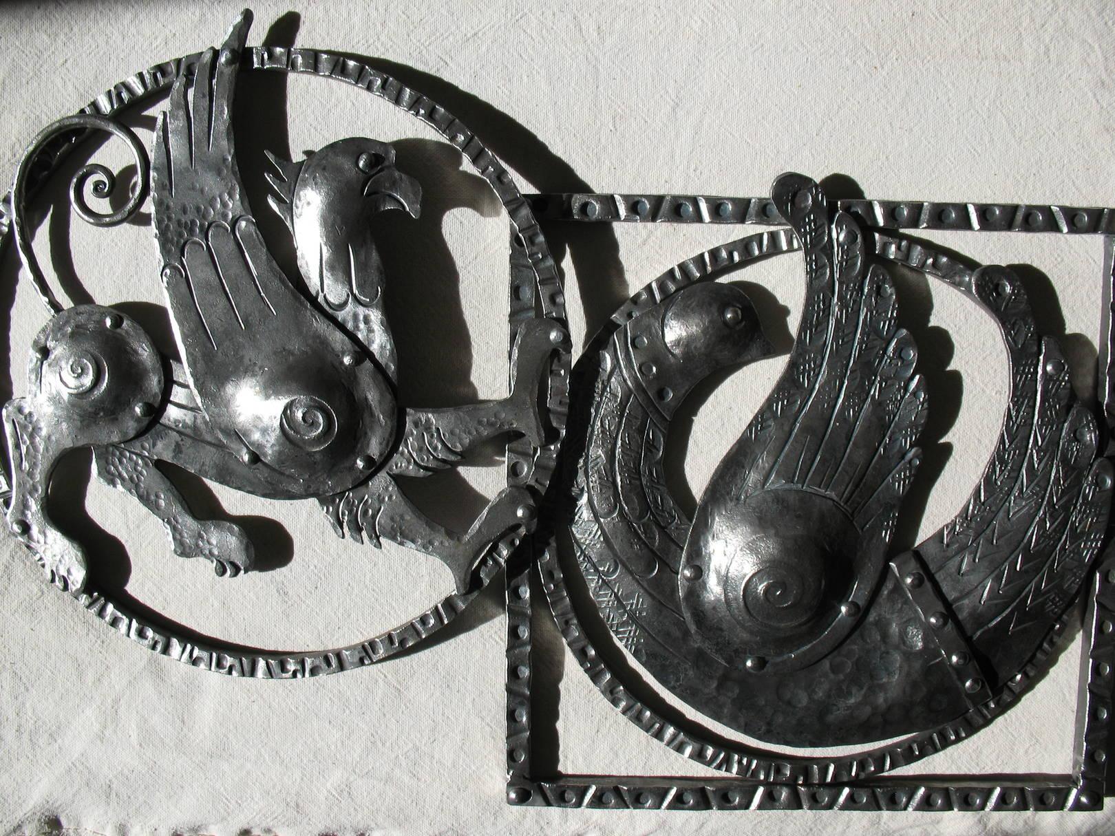 Кованый металл