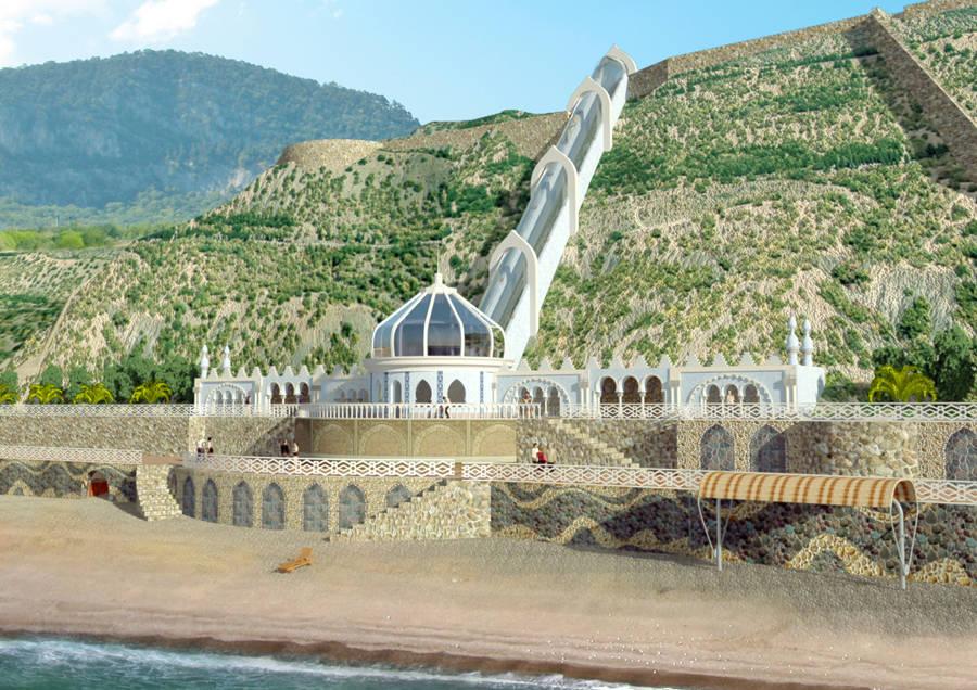 Архитектура на побережье
