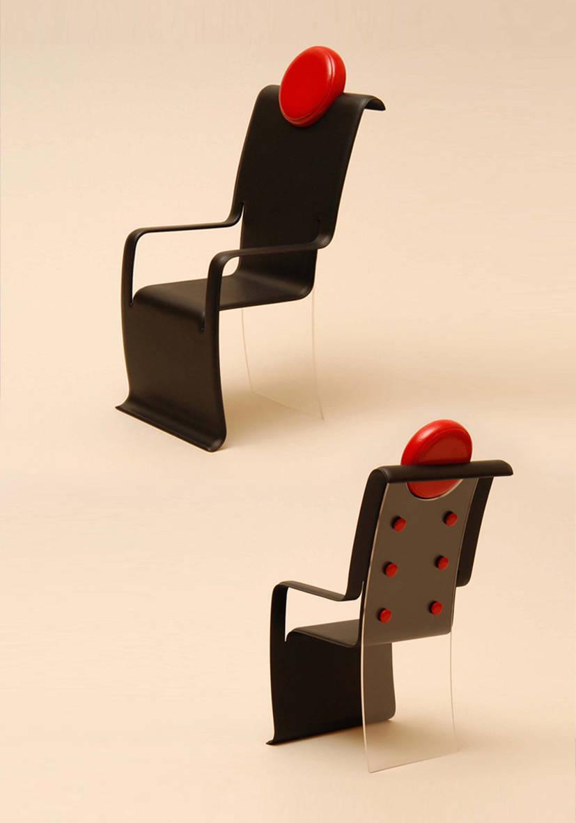 """Кресло """"ФОКУС"""". Каркас: металл, пластик. Верх: кожа."""