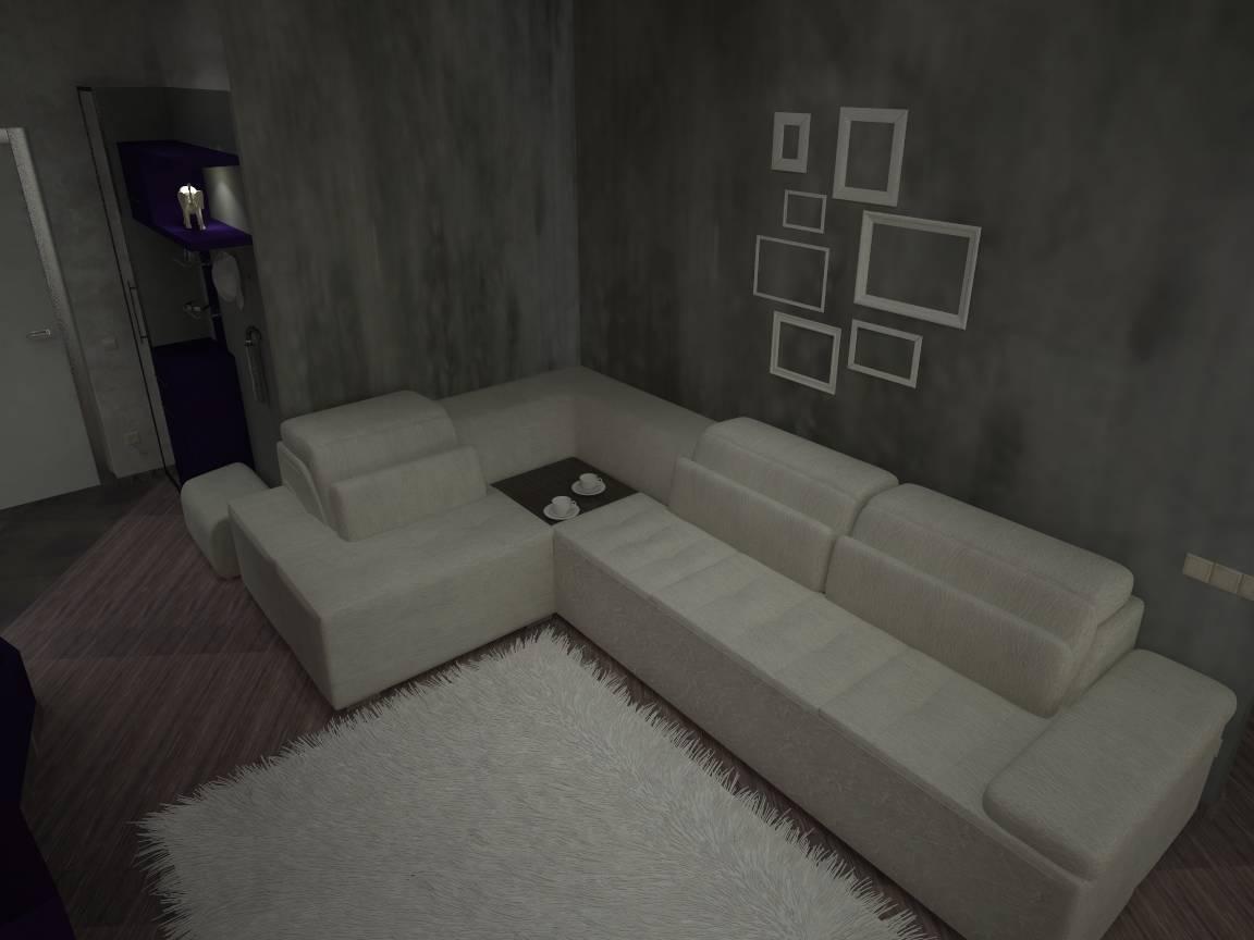 Интерьер Квартиры от Дизайн Студии SanNa