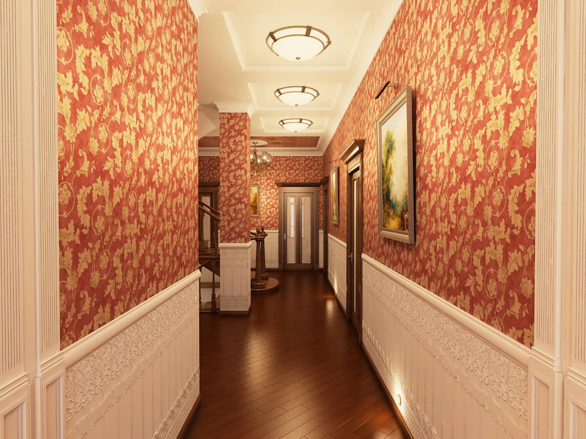Hall second floor