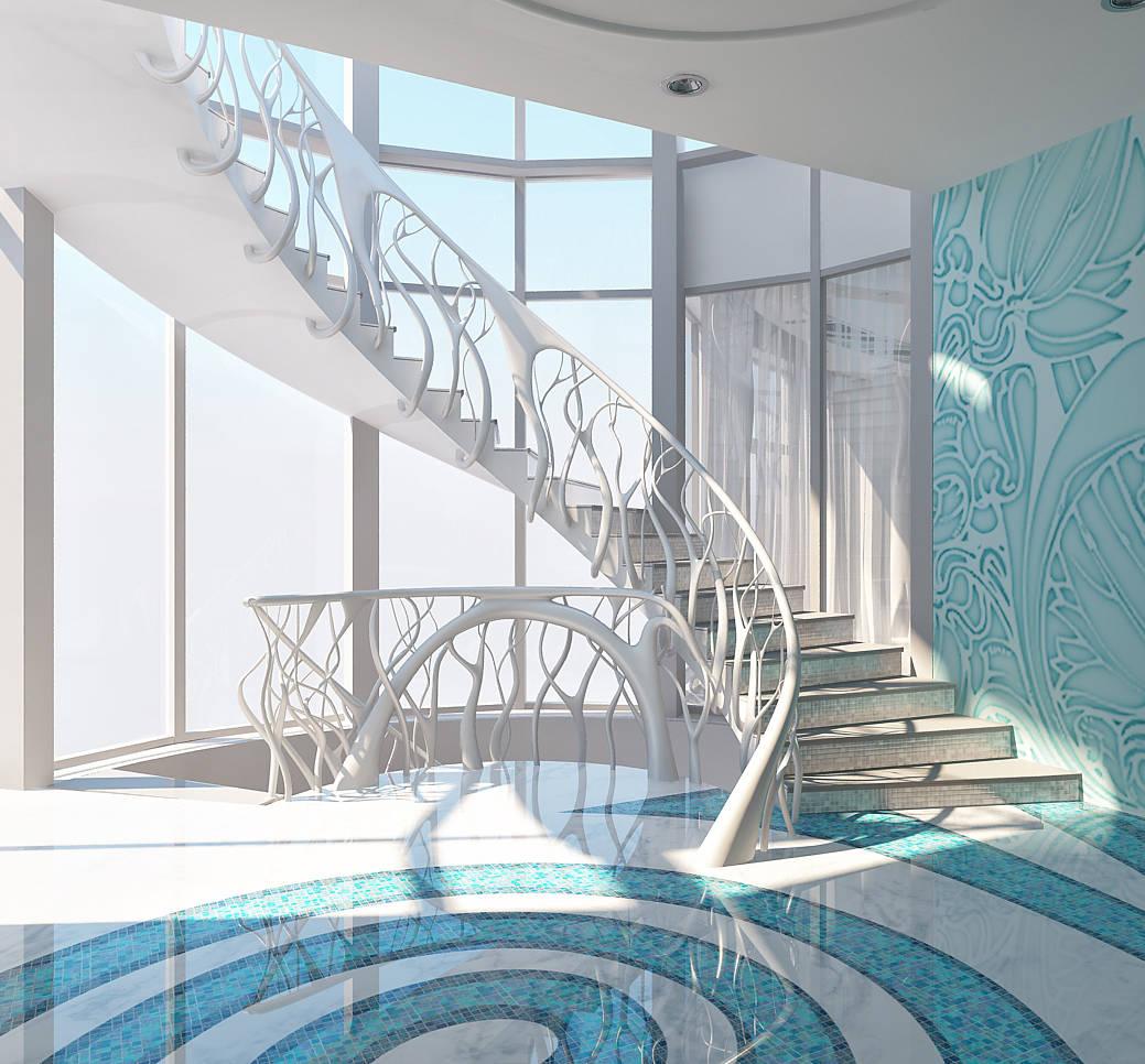 Holl 1st floor